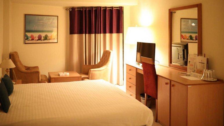 هتل هرمز بندرعباس اتاق دو تخته دابل 4
