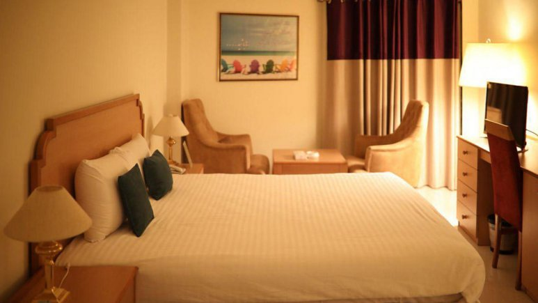 هتل هرمز بندرعباس اتاق دو تخته دابل 5
