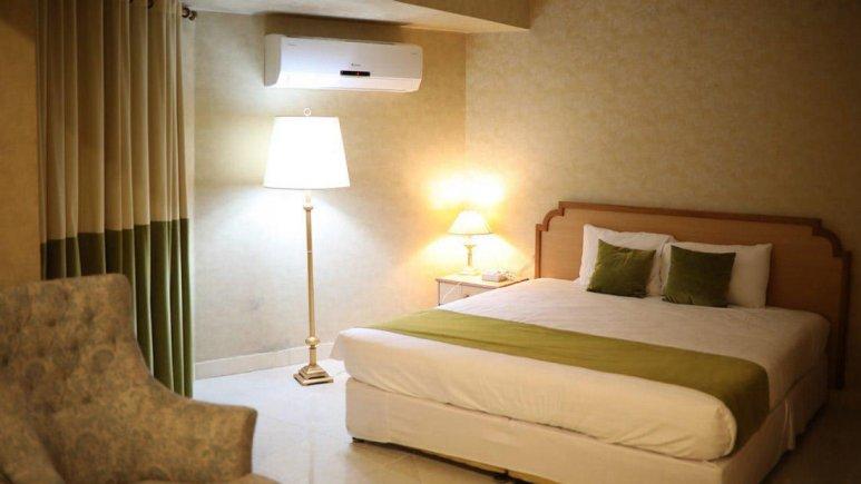 هتل هرمز بندرعباس اتاق دو تخته دابل 6