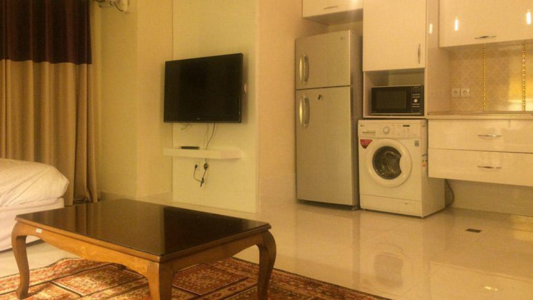 هتل هرمز بندرعباس فضای داخلی اتاق ها 1