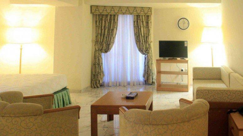 هتل هرمز بندرعباس فضای داخلی اتاق ها 2