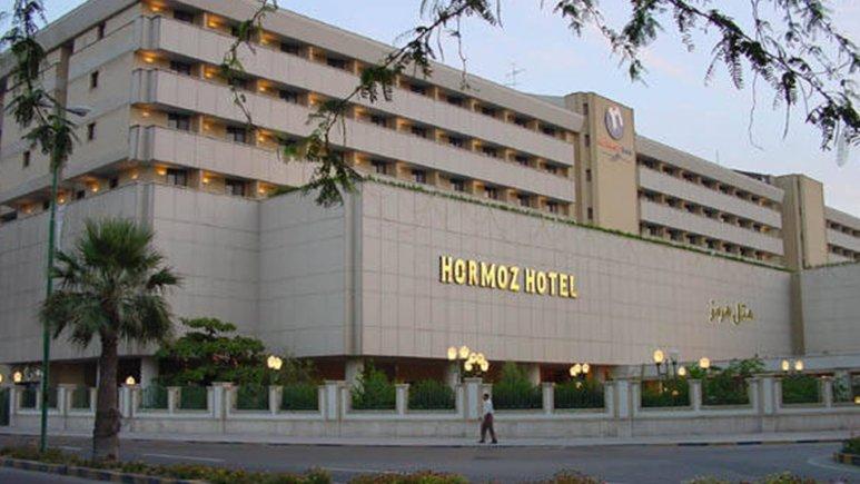 هتل هرمز بندرعباس نمای بیرونی 2