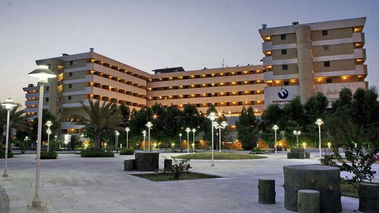 هتل هرمز بندرعباس نمای بیرونی 1