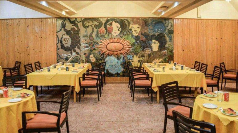 هتل هما بندر عباس رستوران 1