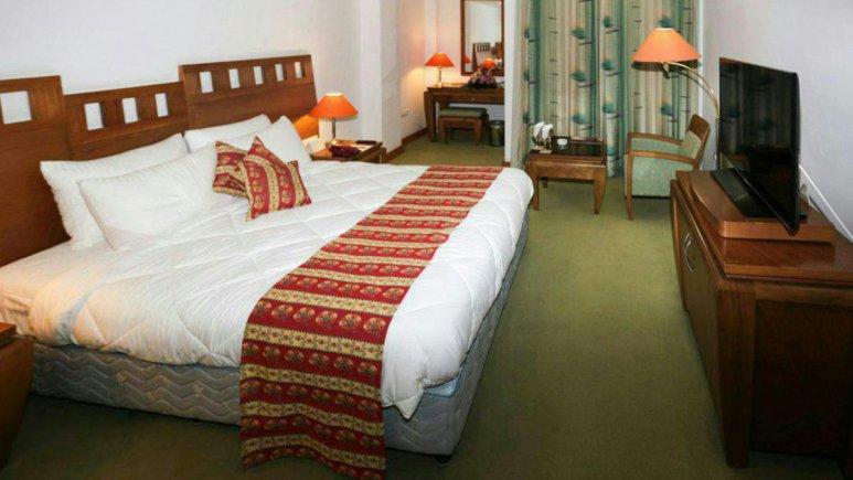 هتل هما بندر عباس اتاق دو تخته دابل 1