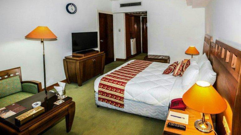 هتل هما بندر عباس اتاق دو تخته دابل 2