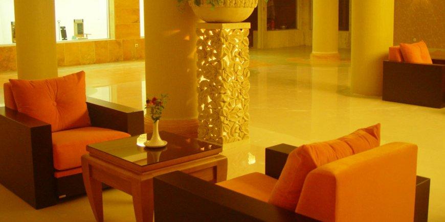 لابی هتل هما بندر عباس