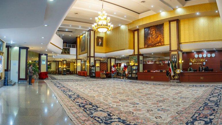 هتل شهریار تبریز لابی 1