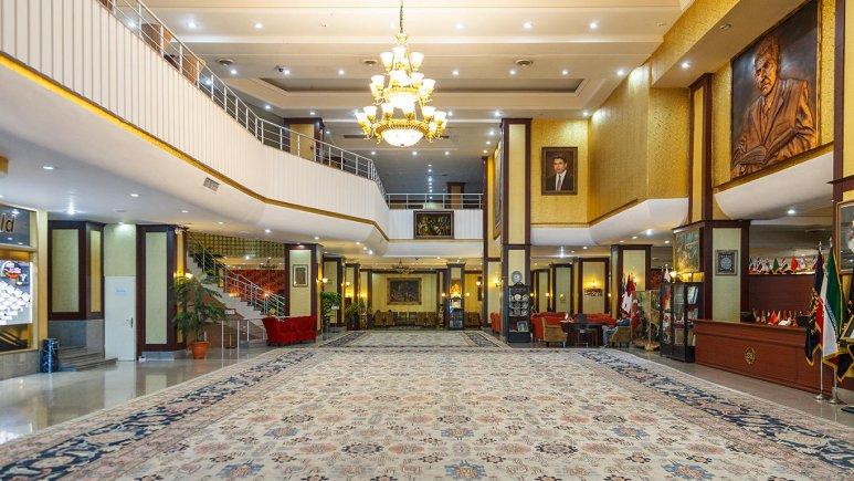 هتل شهریار تبریز لابی 2