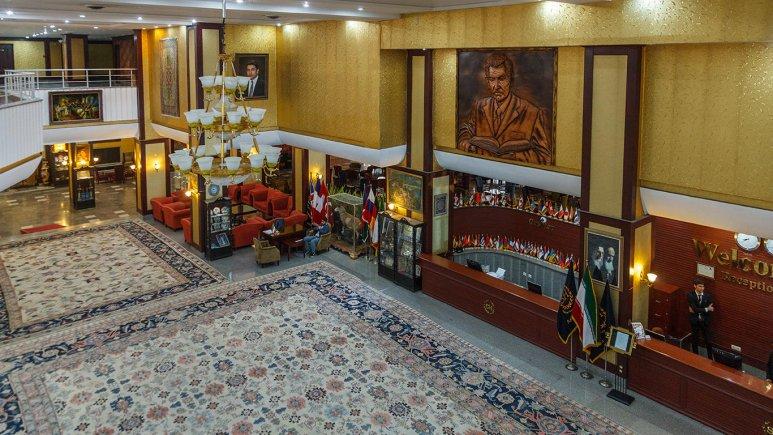 هتل شهریار تبریز لابی 3
