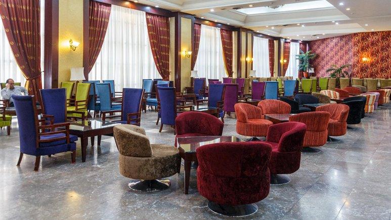 هتل شهریار تبریز کافی شاپ 1