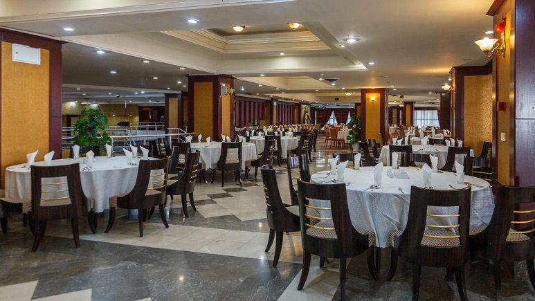 هتل شهریار تبریز رستوران 2