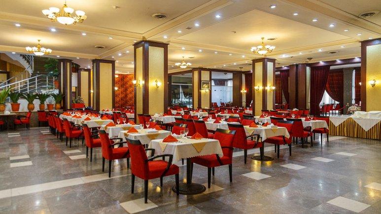 هتل شهریار تبریز رستوران 3