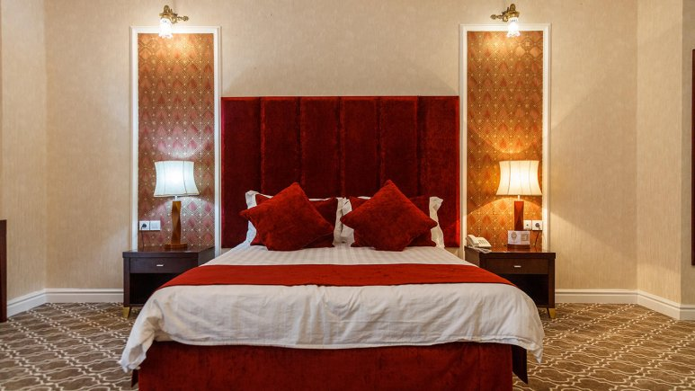 هتل شهریار تبریز اتاق دو تخته دابل 1