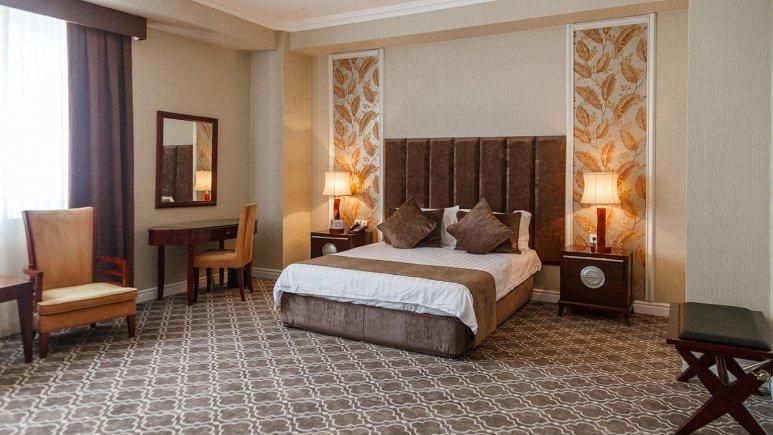 هتل شهریار تبریز اتاق دو تخته دابل 2