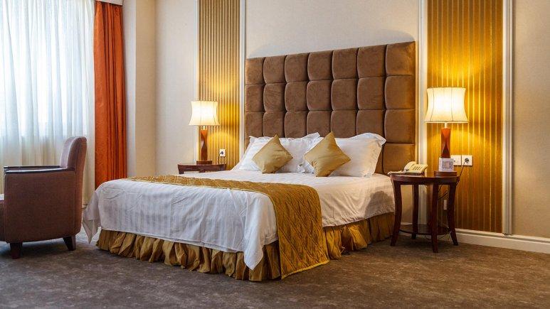 هتل شهریار تبریز اتاق دو تخته دابل 5