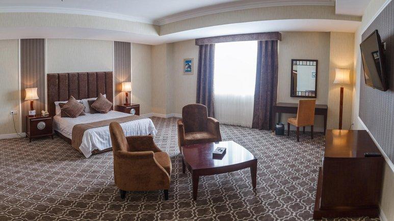 هتل شهریار تبریز اتاق دو تخته دابل 6