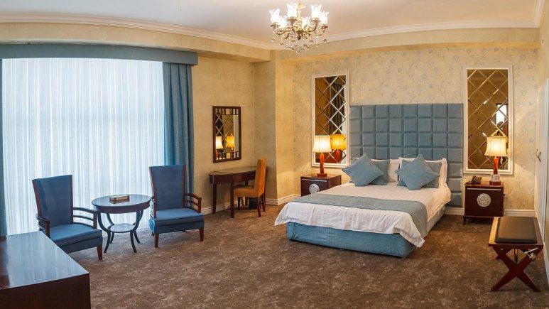 هتل شهریار تبریز اتاق دو تخته دابل 8