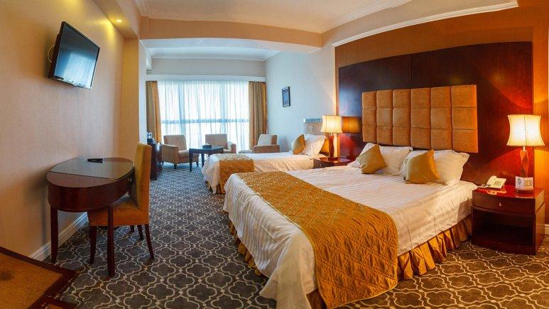 هتل شهریار تبریز اتاق سه تخته