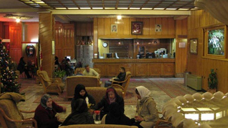 لابی هتل ارم شیراز