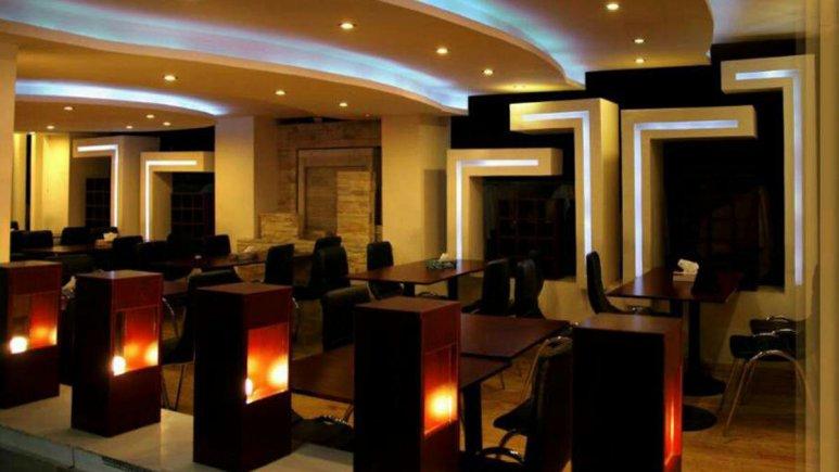 هتل آپارتمان هدیش شیراز کافی شاپ