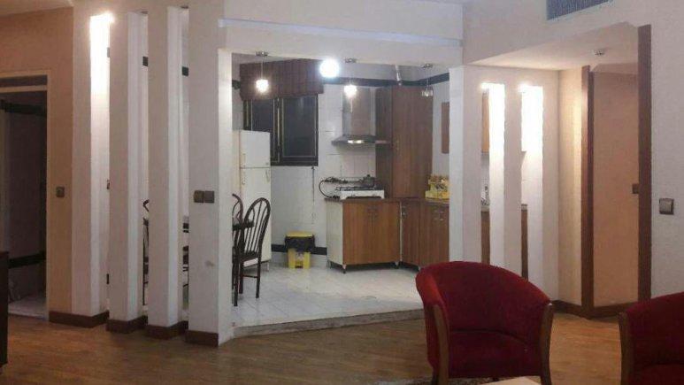 هتل آپارتمان هدیش شیراز فضای داخلی آپارتمان ها 1