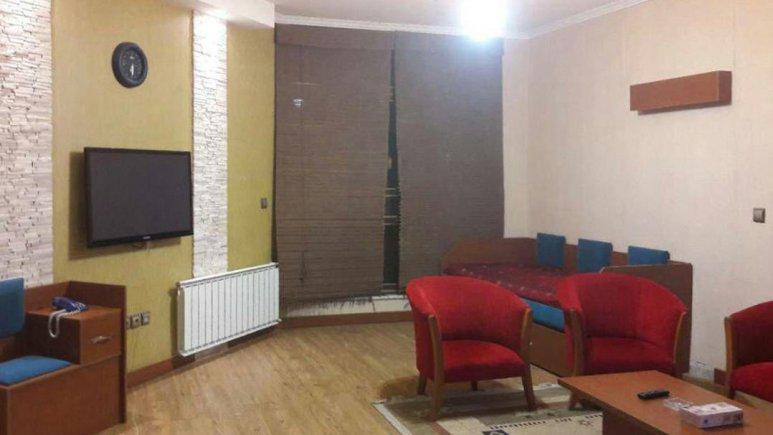 هتل آپارتمان هدیش شیراز فضای داخلی آپارتمان ها 3