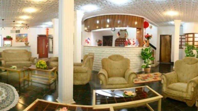 هتل شایان شیراز