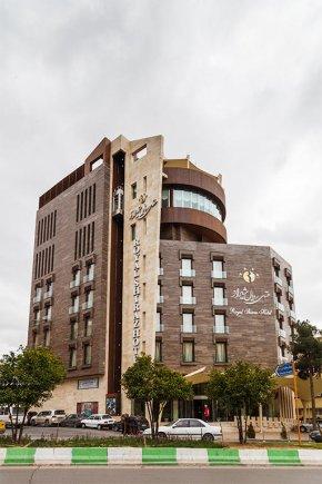 رزرو هتل در شیراز / هتل رویال