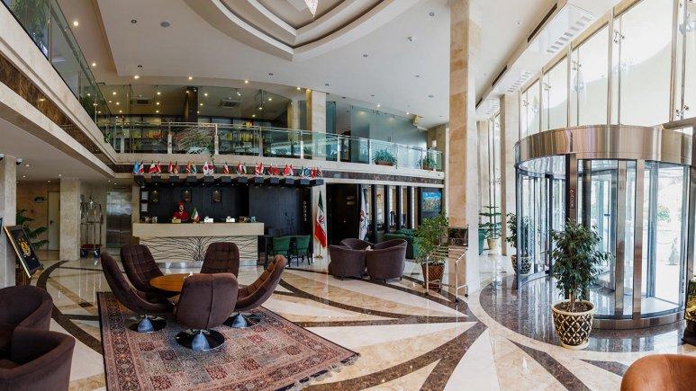 8667 هتل رویال شیراز