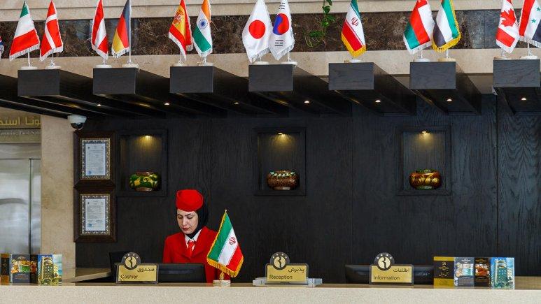 8668 هتل رویال شیراز