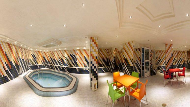 فضای داخلی هتل بین المللی