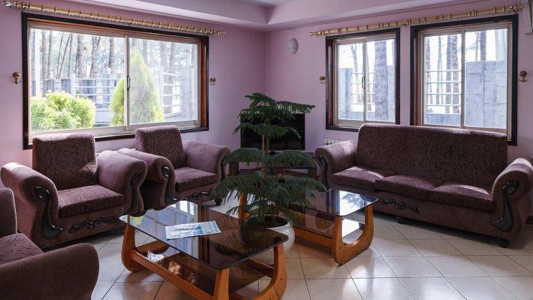 هتل جهانگردی تخت جمشید شیرازلابی