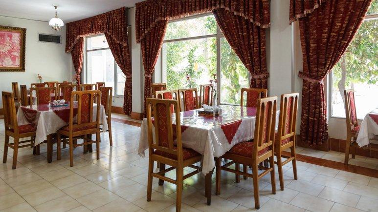 هتل پارک شیراز رستوران 1