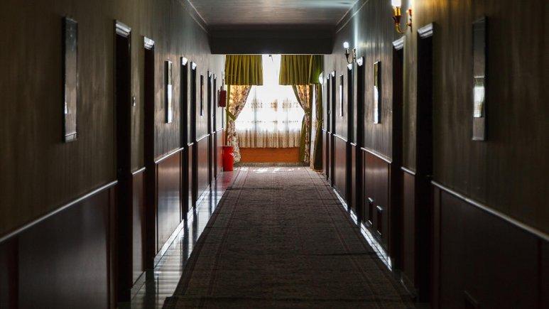 هتل پارک شیراز فضای داخلی هتل