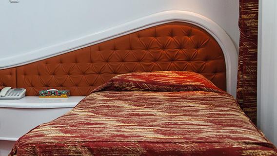 هتل پارک شیراز اتاق یک تخته