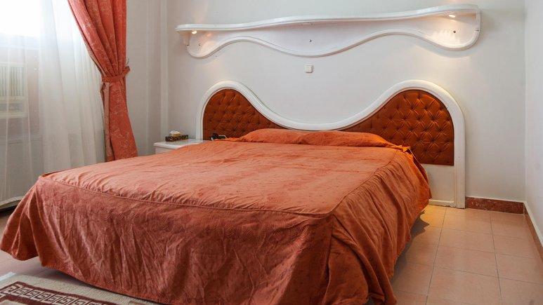 هتل پارک شیراز اتاق دو تخته دابل 2