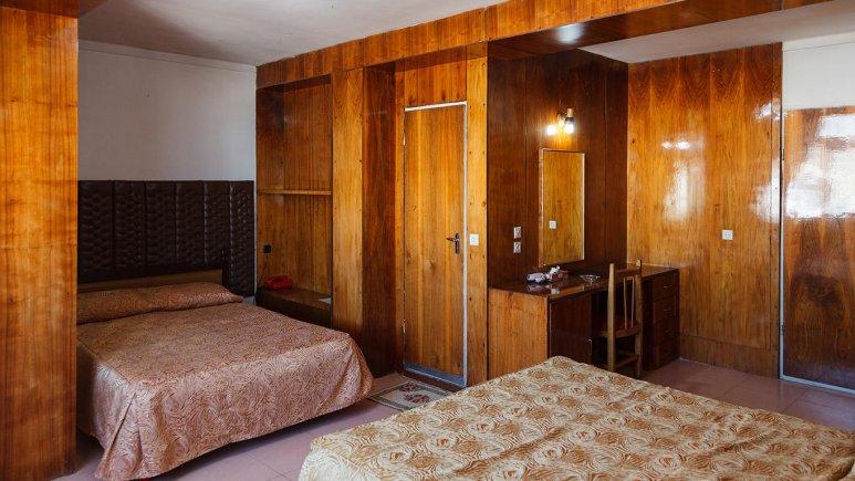 هتل پارک شیراز سوئیت چهار تخته