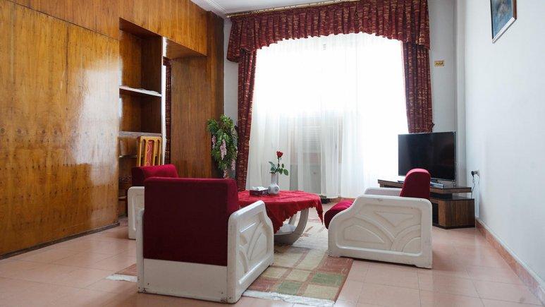 هتل پارک شیراز فضای داخلی سوئیت ها 1