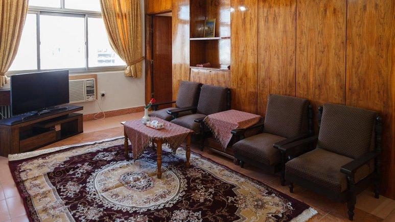 هتل پارک شیراز فضای داخلی سوئیت ها 2