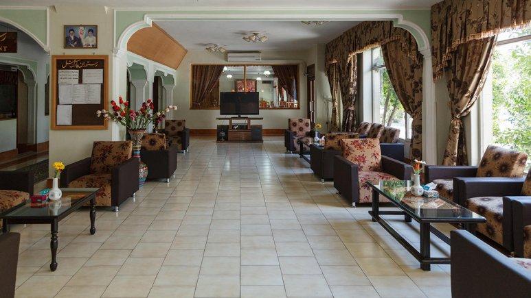 لابی هتل پارک شیراز