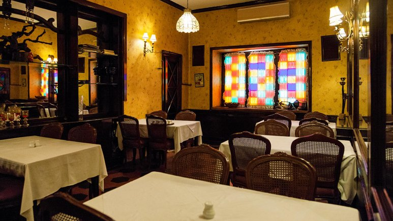 هتل فردیس تهران رستوران 2