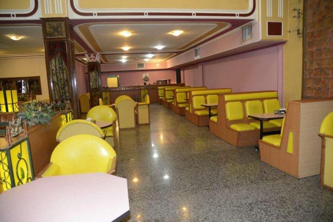 هتل ساحل ارومیه رستوران