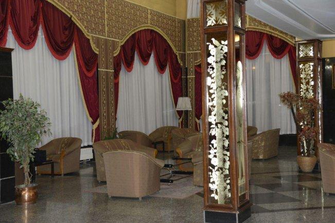 هتل ساحل ارومیه لابی