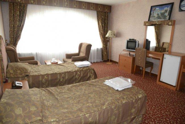 هتل ساحل ارومیه اتاق دو تخته توئین
