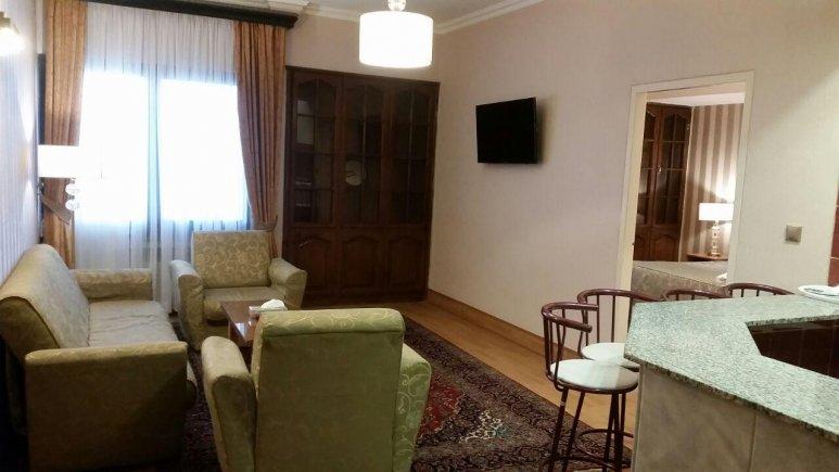 هتل ساحل ارومیه نمای سوئیت