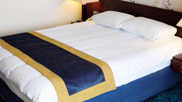 نمای اتاق هتل ارگ جدید