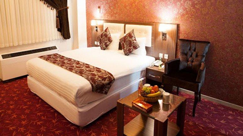 اتاق دو تخته دبل هتل بام