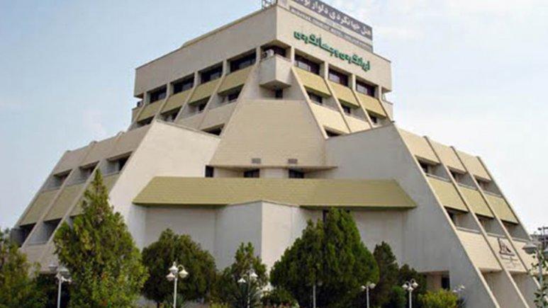 نمای بیرونی هتل دلوار بندر بوشهر