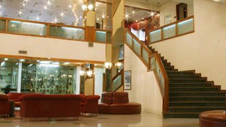 هتل جهانگردی دلوار بندر بوشهر لابی 1